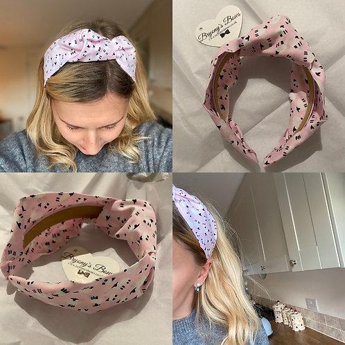 Pink Sheep Headband