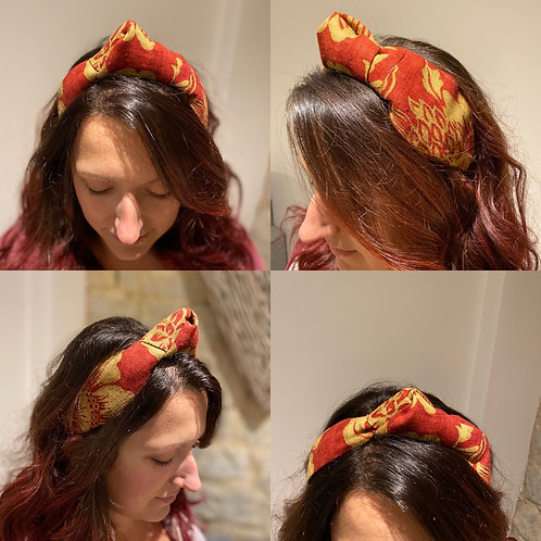 Grenadine Headband