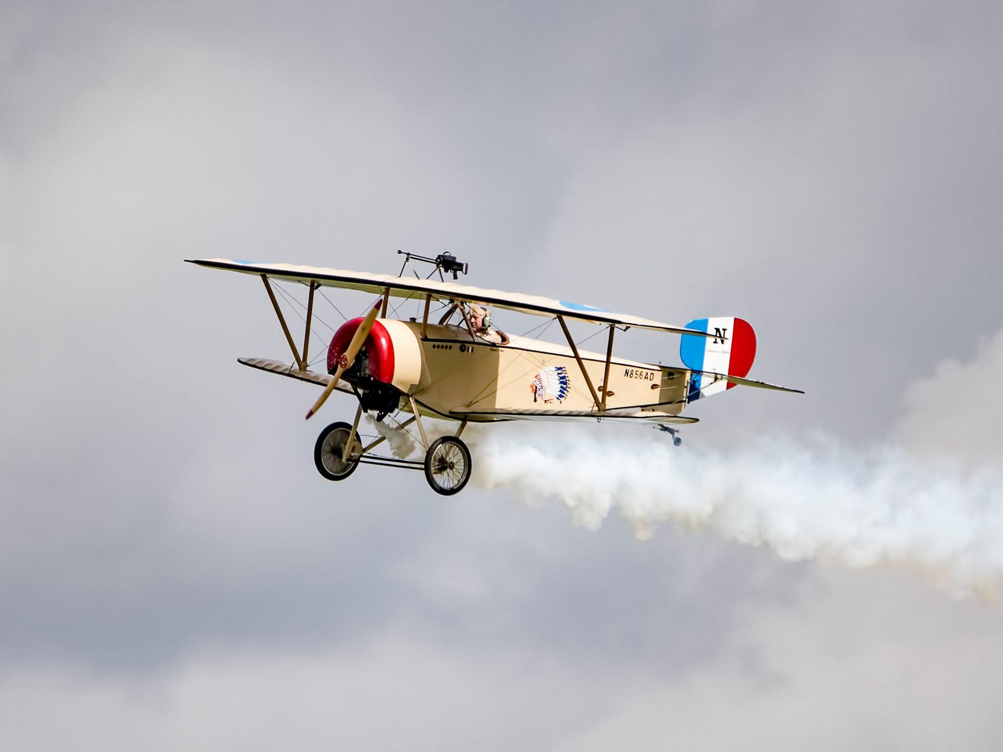 Nieuport at Dayton