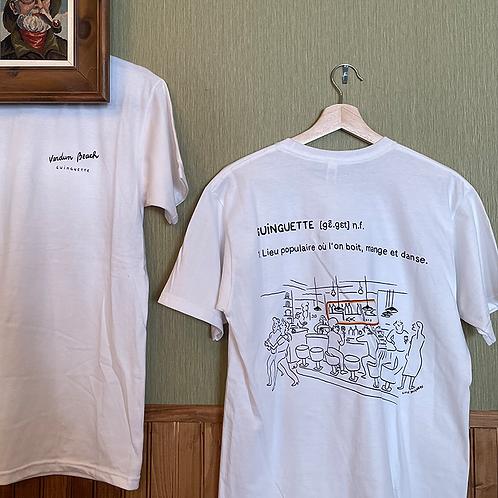 T-shirt Guinguette
