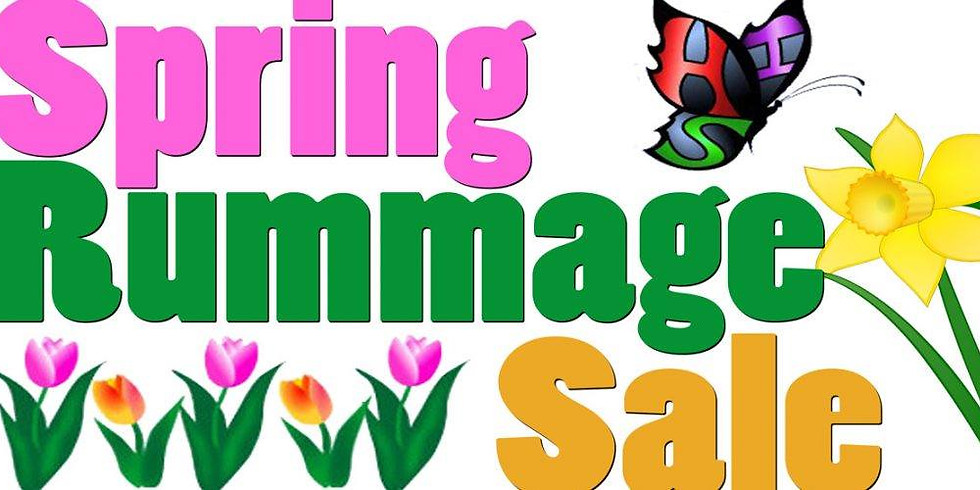 Grateful Acres Rummage Sale