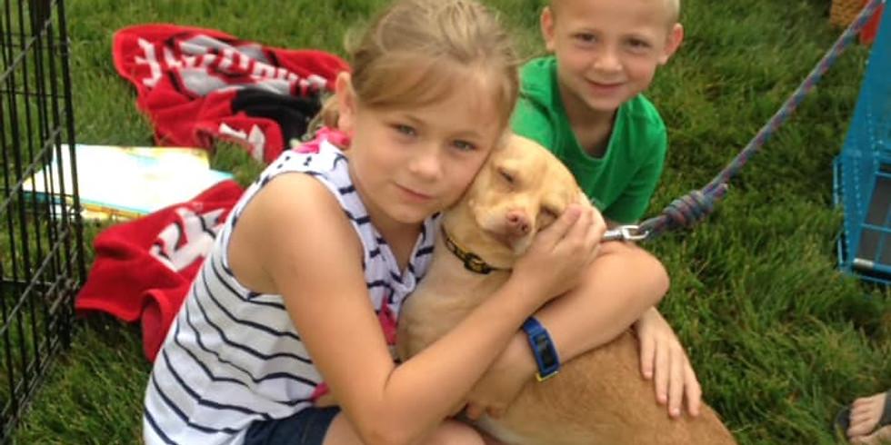 Jr. Advocates Event: Hank Kabel Walk/Run for Canine Cancer