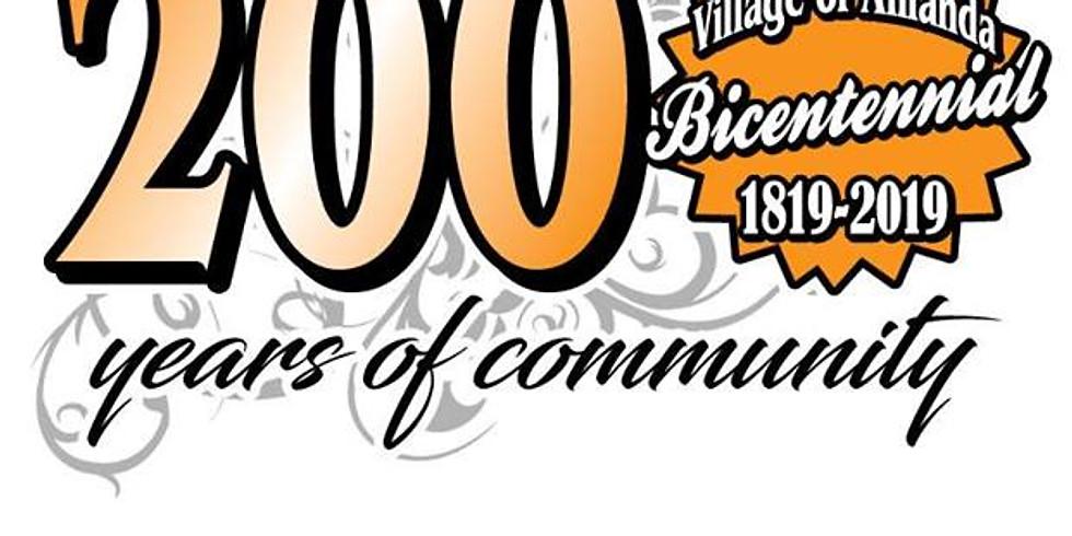 Village of Amanda's Bicentennial Celebration