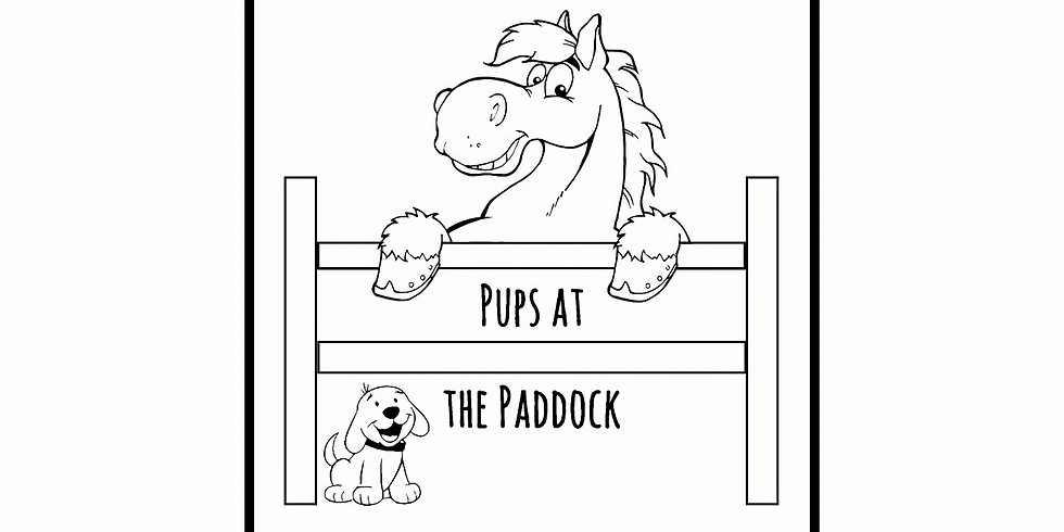 [CANCELLED] Pup's at the Paddock