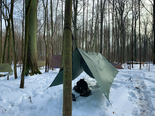 SZKOLENIE Warmia 19-21.02.2021 => Śnieżne Jamy