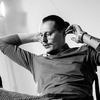Антон Киселёв - ведущий мероприятий из К