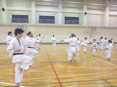 seminar shotokan asai ryu