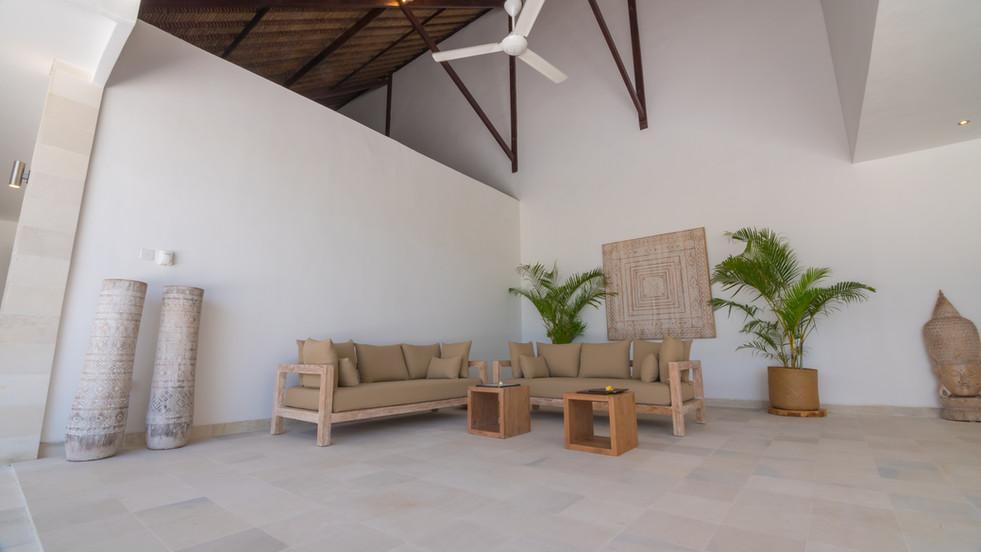 1 of 2 livingrooms at Villa Hidden Jewel