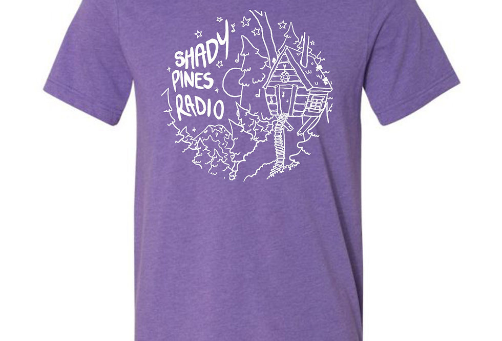 Shady Pines Radio T-Shirts (Treehouse)