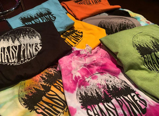 Shady Pines tees galore!