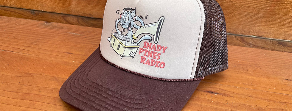 Shady Pines Radio Trucker Hats