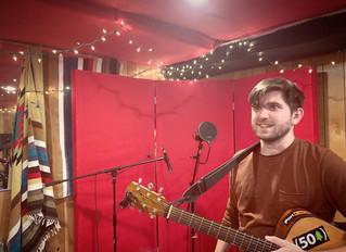 Finishing up Shane Farnell's album