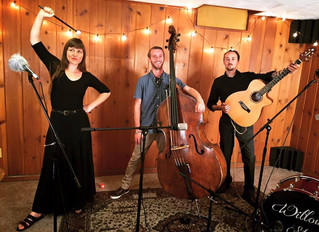 Willow Steps video shoot at Shady Pines Studios