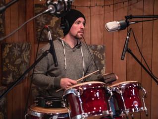 In the studio with Chasing Ebenezer