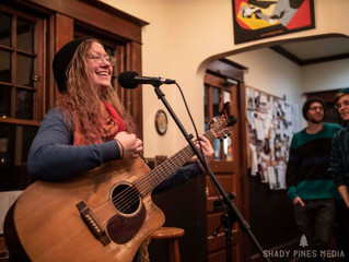 Photos: Brian's residency at Rocking Frog Cafe