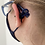 Thumbnail: 3-pack 3D micropleat 40 wash ear loop blue mask