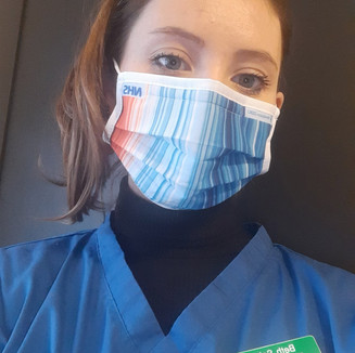 Stripes in Scrubs
