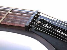 self lubricating guitar nut