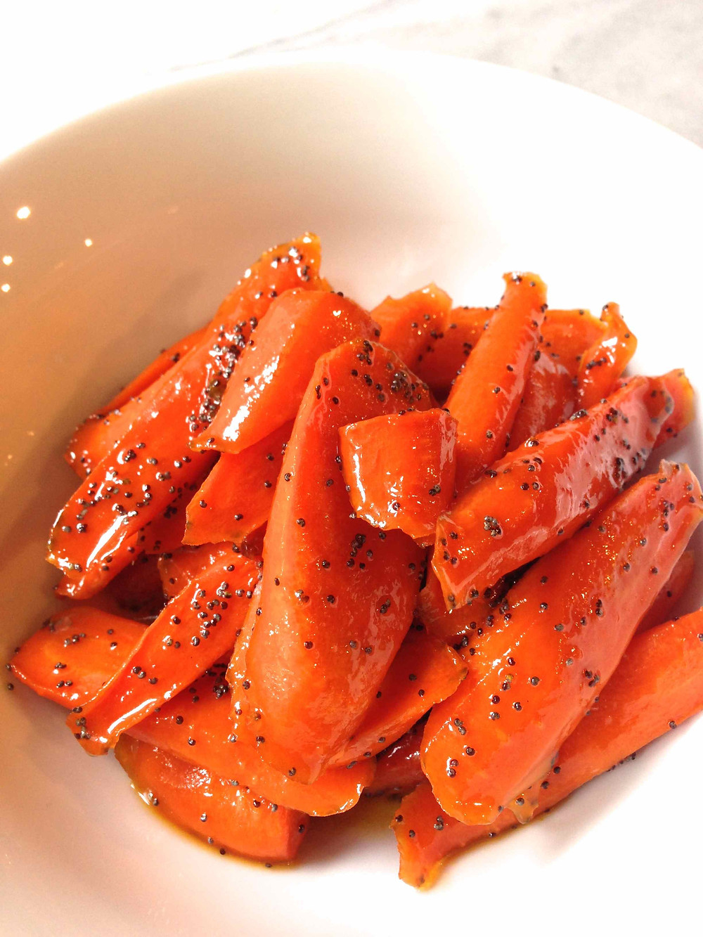 Honey Glazed Carrots c2014 TRC 1.jpg