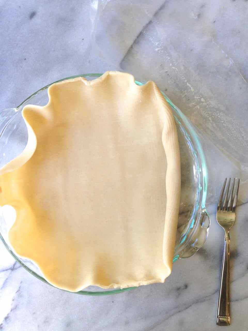 Coconut Flan Pie c2014 TRC 1.jpg