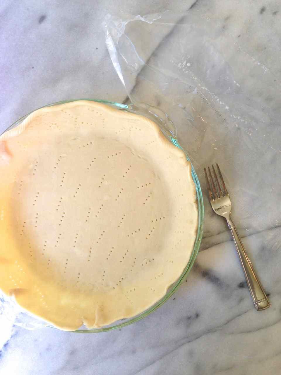 Coconut Flan Pie c2014 TRC 2.jpg