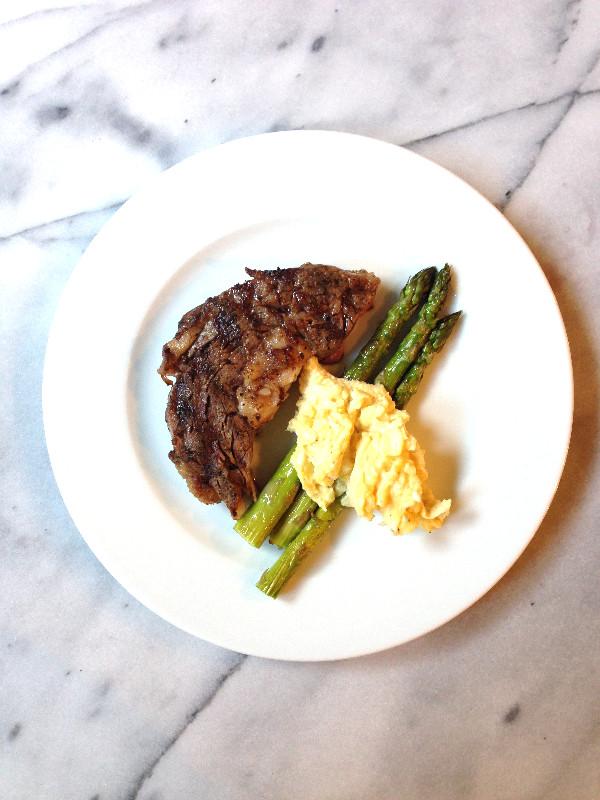 Grilled Rib-eye steaks c2014 TRC 2