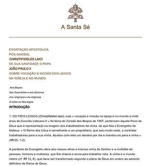 Christifideles_Laici_-_PP_João_Paulo_II