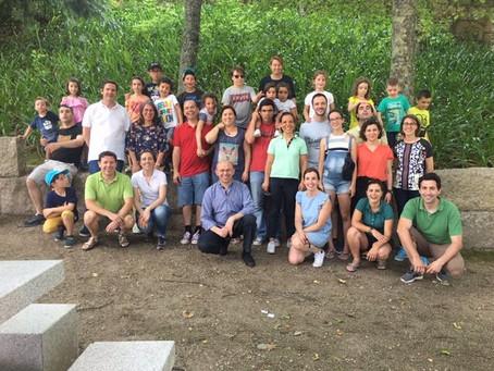 Encontro das comunidades de Avessadas e Fátima
