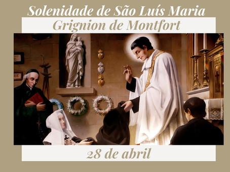 São Luís Maria de Montfort: um ícone sempre atual