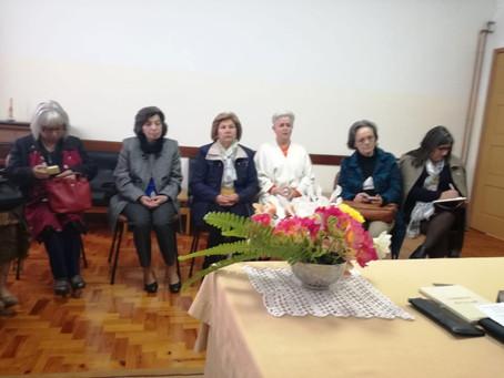 Visita Pastoral do Conselho Nacional à Comunidade de Stª Teresinha
