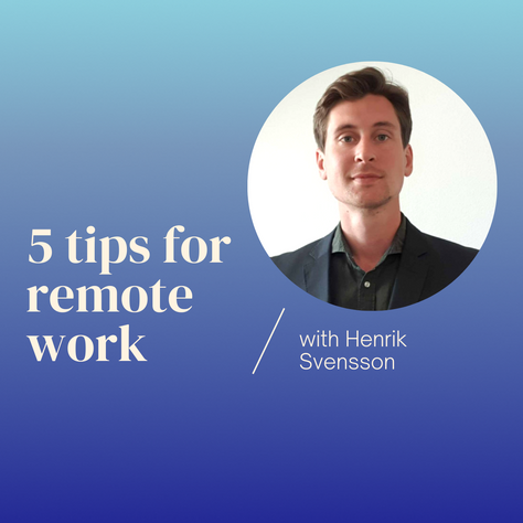 Working remotely? Here are 5 ways to keep your team engaged.