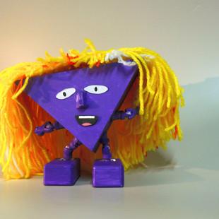 Creating Cahaya - making a stop-motion puppet