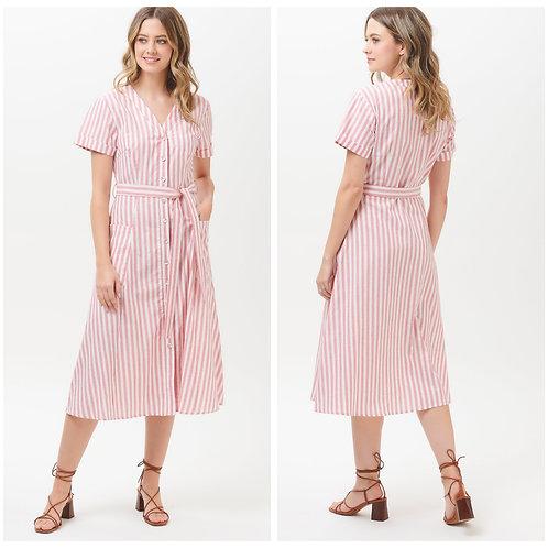 Candy Stripe Dress