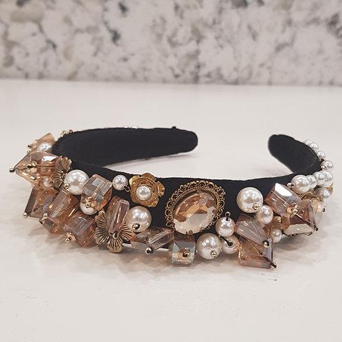 Gold Embellished Crown