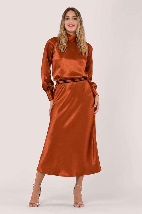 Closet Rust Skirt
