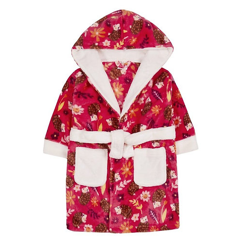 Older Girls- Hedgehog Dressing Gown