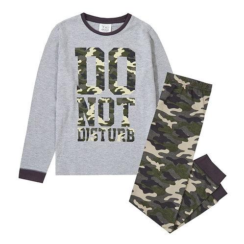 """""""JUST DO IT"""" Camouflage Pyjamas"""