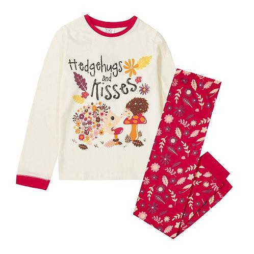 """Hedgehog and Kisses"" Pyjamas"
