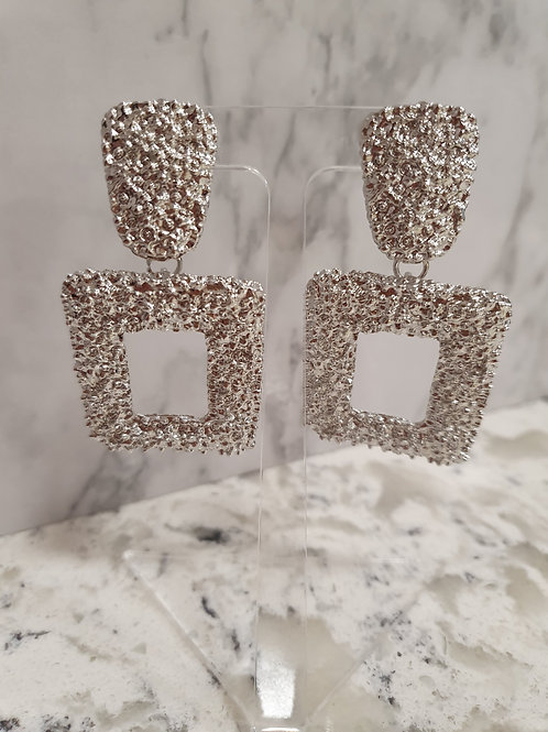 Kellie Earring in Silver
