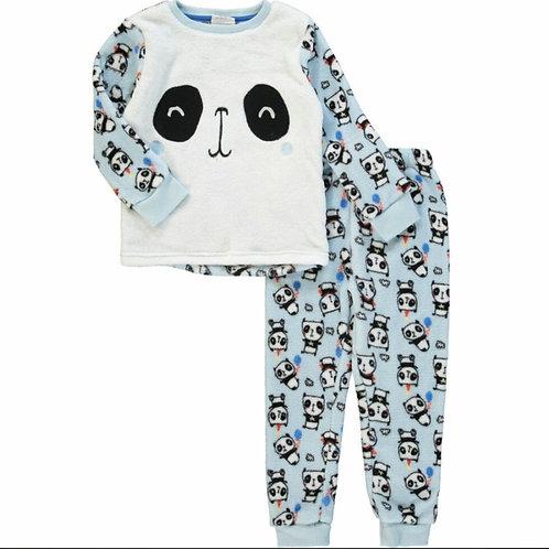Panda Fleece Pjs