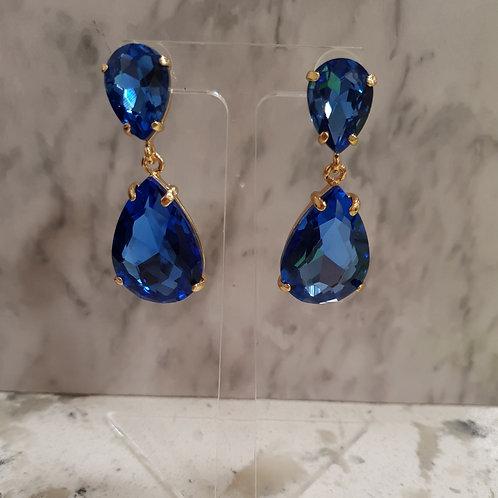NAOMI Earring in Blue
