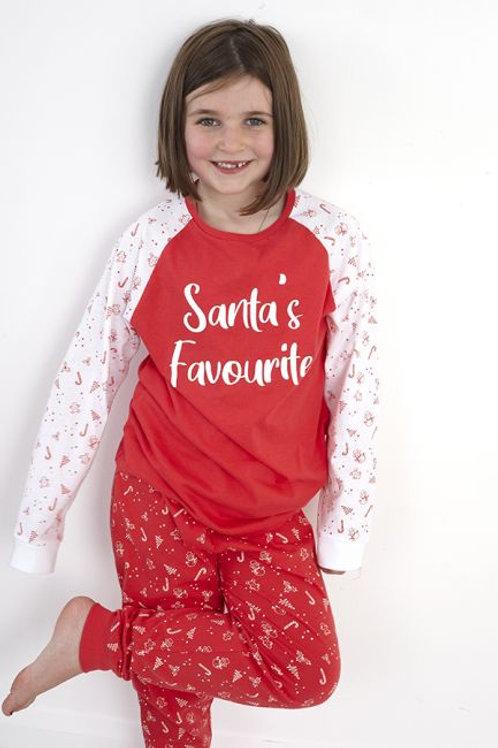 Santa's Favourite Pyjamas