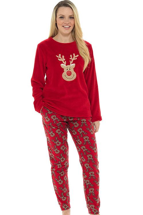 Rudolf Fleece Pyjamas