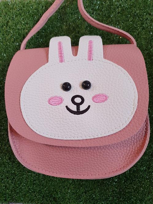 Bunny Saddle Bag