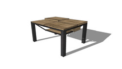 table basse #9.1 3D