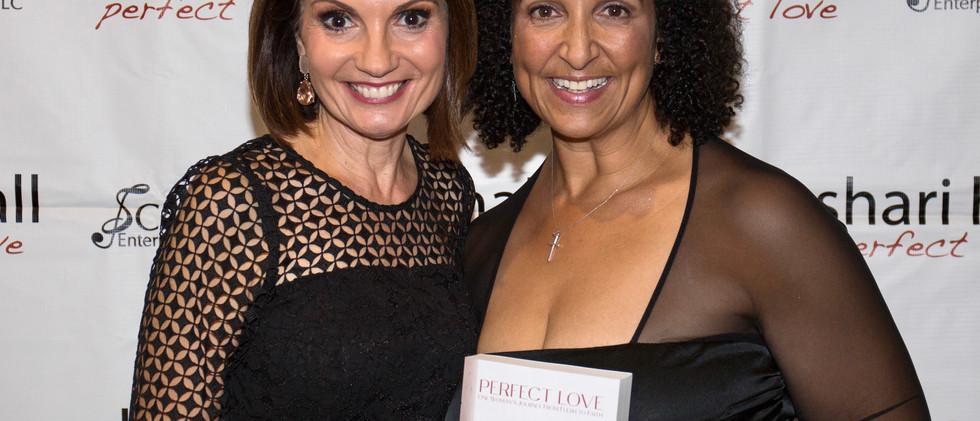 Rosanna Natoli and Shari