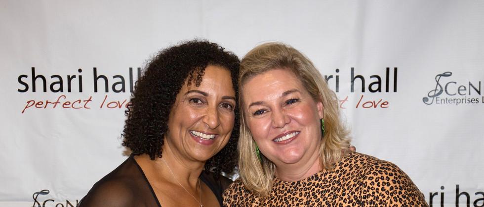Heidi Meyer and Shari