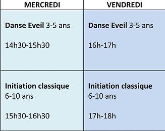 Nouveau planning dansomaniacours 2018-20