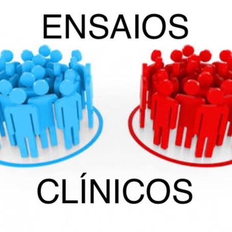 As fases de um ensaio clínico