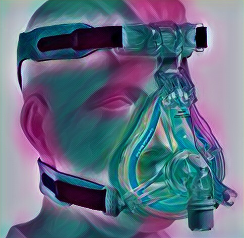 BIPAP para ventilação não invasiva em ELA